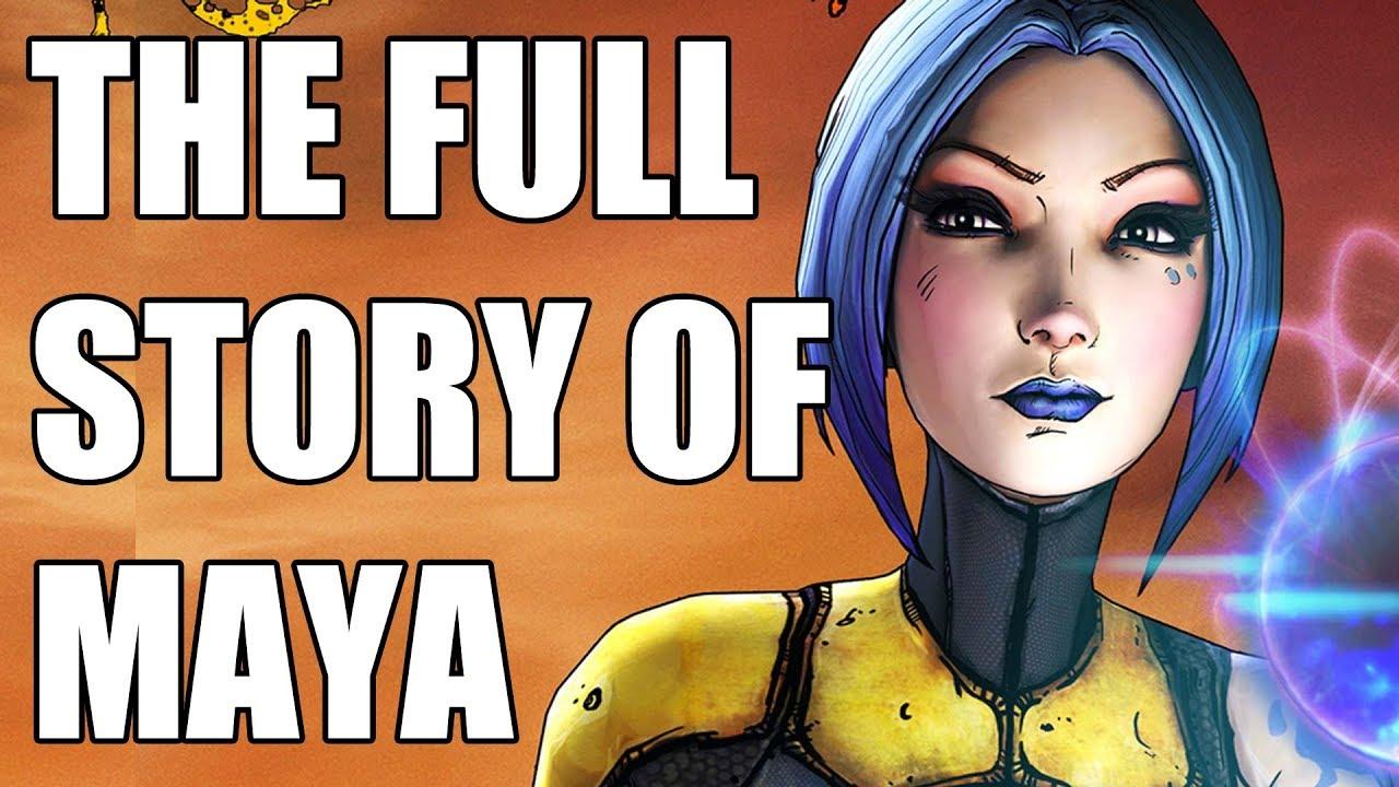 The Full Story of Maya - Before You Play Borderlands 3 thumbnail