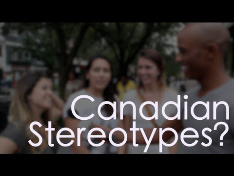 What Are The Canadian Stereotypes? | LA - Brooklyn