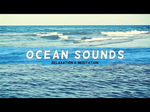 Ocean Sounds (No Music) - Ambient Soundscapes - Sea Waves, O