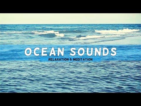 Ocean Sounds (No Music) - Ambient Soundscapes - Sea Waves, Ocean Waves