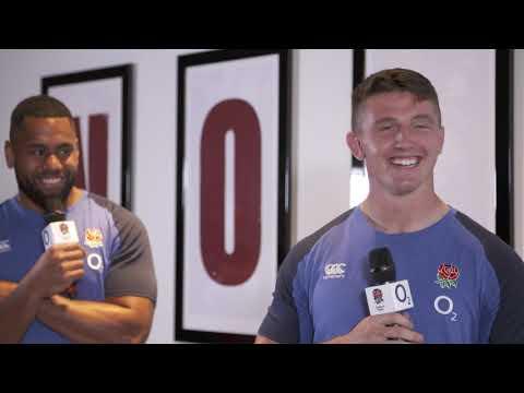 O2 Inside Line Live: England v Ireland