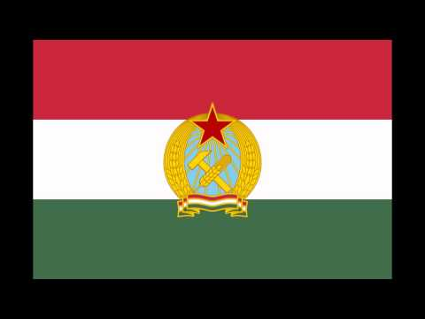 National Anthem of Hungarian People's Republic