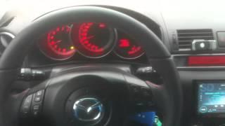 Бьет руль