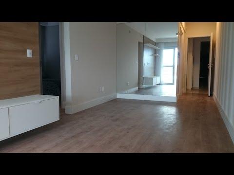 Apartamento novo de 2 dormitórios com suíte e lazer completo em Santos.