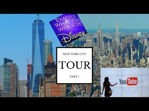 New York City Tour Walking Tour by New York Tour 1 - Part 1: Times Square to One World Observatory