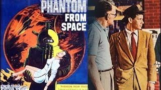 Phantom From Space (1953) | Science Fiction Film | Ted Cooper, Tom Daly  | English Subs