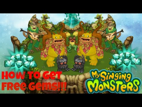 How To Get Free Diamonds In My Singing Monsters Fast And Easy (2020 Still Working!!!)