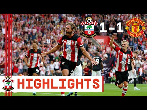 FULL HIGHLIGHTS: Southampton 1-1 Manchester United