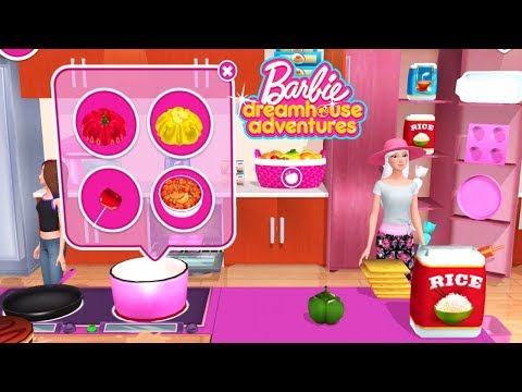 Barbie Dreamhouse Adventures - How to bake a cake ??