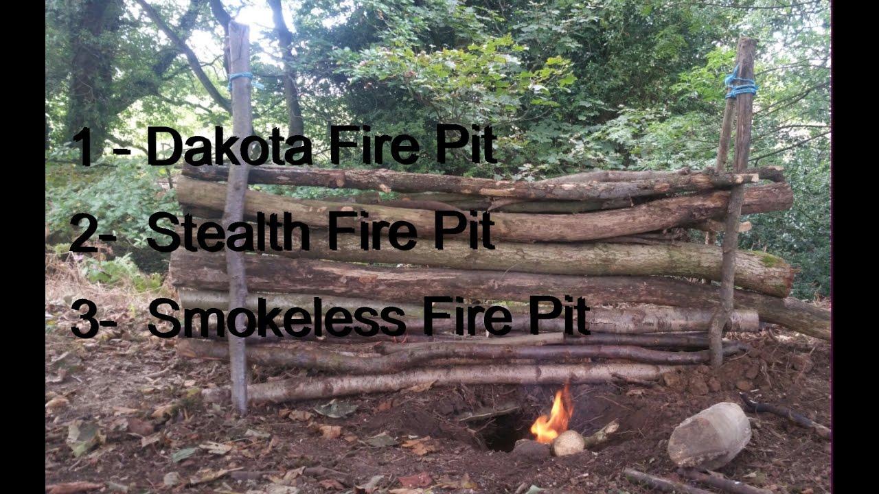 Dakota fire pit ... - Dakota Fire Pit - Stealth Campfire Pit - Smokeless Fire Pit . - YouTube