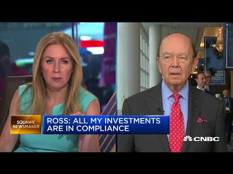 Commerce Secretary Wilbur Ross On Tariffs And His Investments