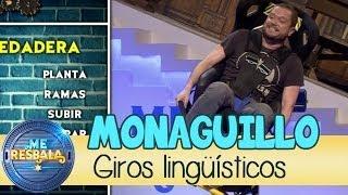 Me Resbala - Giros lingüísticos: Monaguillo