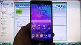 ROOT T-MOBILE GALAXY NOTE 4 SM-N910T [ROOT TUTORIAL] - YouTube
