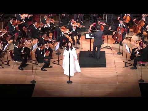 Isyana Sarasvati: Les filles de Cadix (Léo Delibes) | Jakarta Concert Orchestra