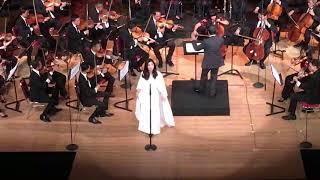 Download Isyana Sarasvati: Les filles de Cadix (Léo Delibes) | Jakarta Concert Orchestra Mp3