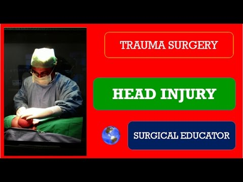 HEAD INJURY - AN OVERVIEW