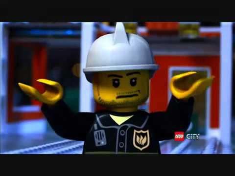 Worksheet. Lego City Cuartel de Bomberos 7208 en Eurekakids  YouTube