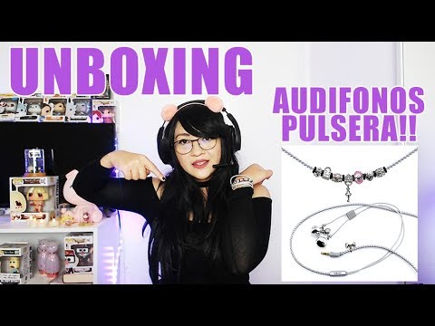 Unboxing Audífonos que son Pulsera | Viryd in the mirror