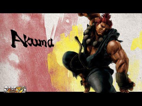 Como Liberar Akuma de la manera más  fácil en Street Fighter 4