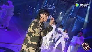 180804 Z.TAO - Black White at IS GOØD Concert in Shenzhen