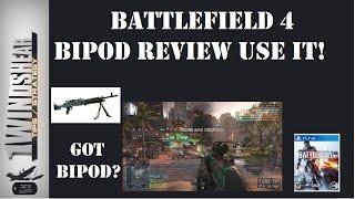 Battlefield 4 Bipod Review Use It