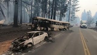 The Debrief: California wildfires, Trump in Paris, midterm recounts | ABC News