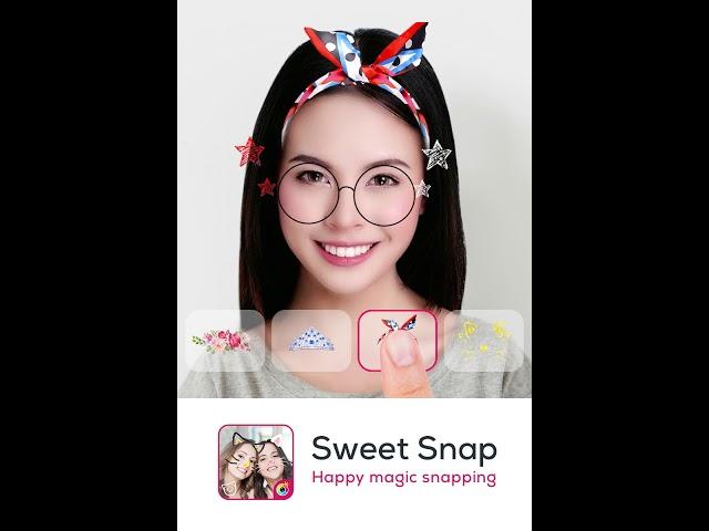 Sweet Snap - Take Best Selfie Every Time! [181227-2]