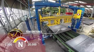 itipack Full Otomatik Çelik Çemberleme Makinası