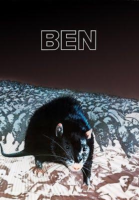 Ben (1972) FR Movieposter