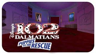 Скачать De Vil Manor Disney S 102 Dalmatians Puppies To The Rescue 100 PS1 Walkthrough 18