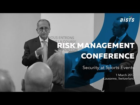 Risk Management Conference on Security at Sport Events -  Q & A Part 5