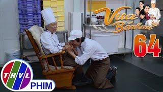 image Vua bánh mì - Tập 64[2]: Nguyện đau đớn phát hiện thầy Phan đã lặng lẽ qua đời