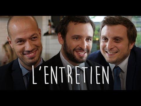 L'ENTRETIEN - Julien Pestel