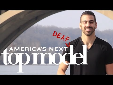 This Cycles Americas Next Top Model Might Be Deaf