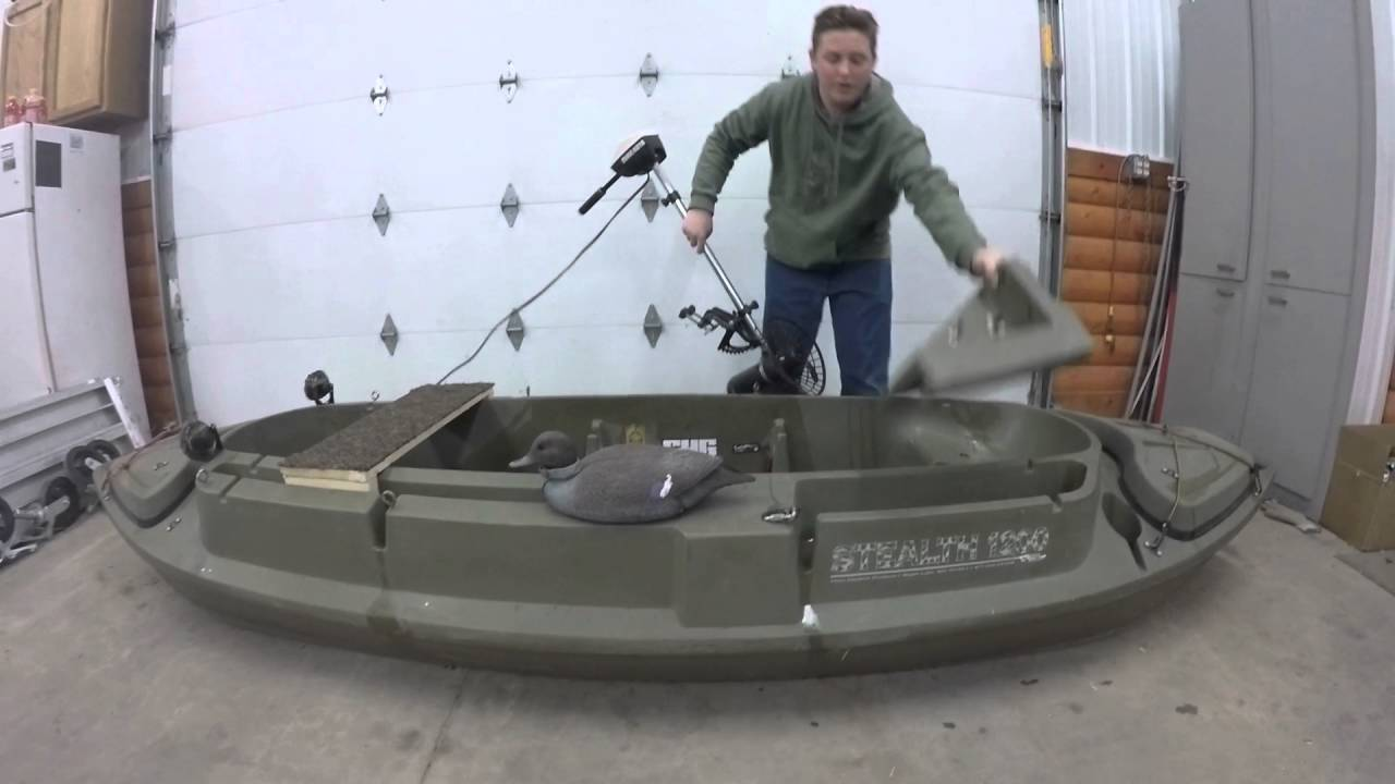 Beavertail Stealth 1200 Review Youtube