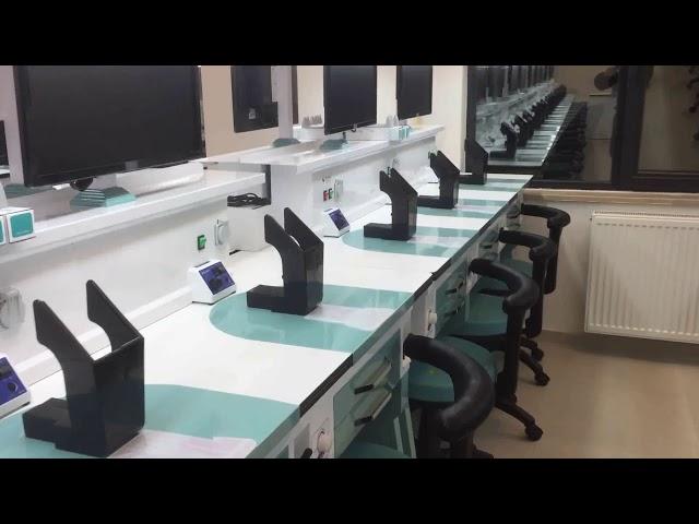 Ordu Üniversitesi Diş Hekimliği Fakültesi Preklinik Çalışmamız