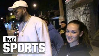 Karl-Anthony Towns' GF Is So Hot, Leaves Photog Tongue-Tied | TMZ Sports