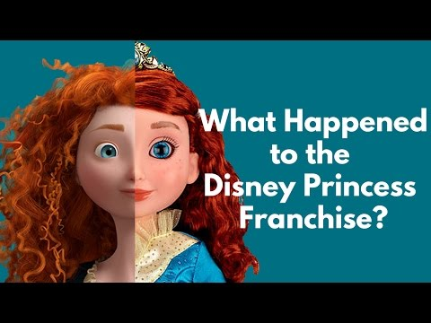 What Happened to the Disney Princess Franchise?