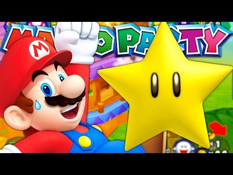 I FINALLY GET A STAR AND THIS HAPPENS!? - MARIO PARTY 6