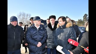 Рабочая поездка губернатора Сергея Фургала в Комсомольск-на-Амуре и Комсомольский район