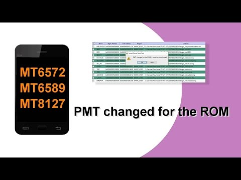 PMT changed for the ROM it must be downloaded - Error