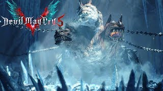 King Cerberus Boss Battle - Devil May Cry 5 (Mission 16)