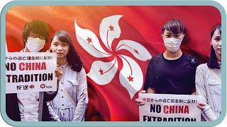 Was ist los in Hongkong?