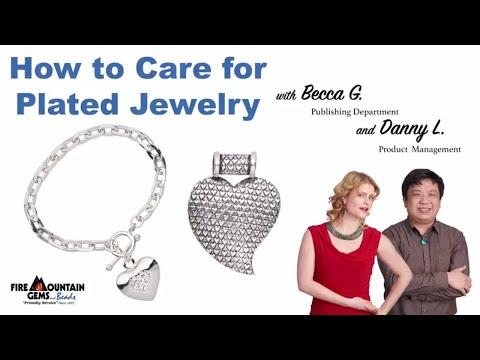 How To Care For Plated Jewelry