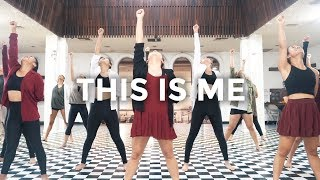 Download Lagu This Is Me - The Greatest Showman, Keala Settle (Dance Video) | @besperon Choreography Mp3