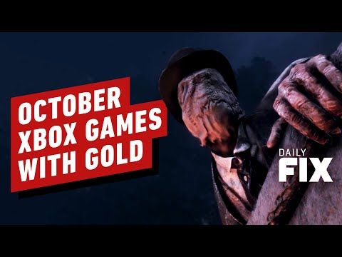 Free Xbox Games With Gold Announced - IGN Daily Fix