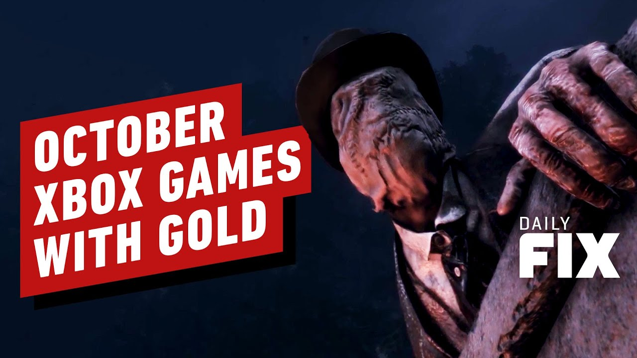 Free Xbox Games With Gold Announced - IGN Daily Fix - IGN