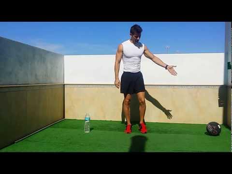 Deporte en casa 3 piernas glúteos y abdomen. gap