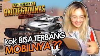 TERNYATA GINI CARA TERBANGIN MOBIL - PUBG MOBILE INDONESIA