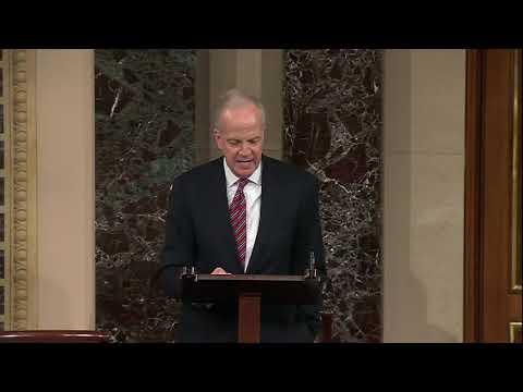 Sen. Moran Honors Coach Bill Snyder on Senate Floor